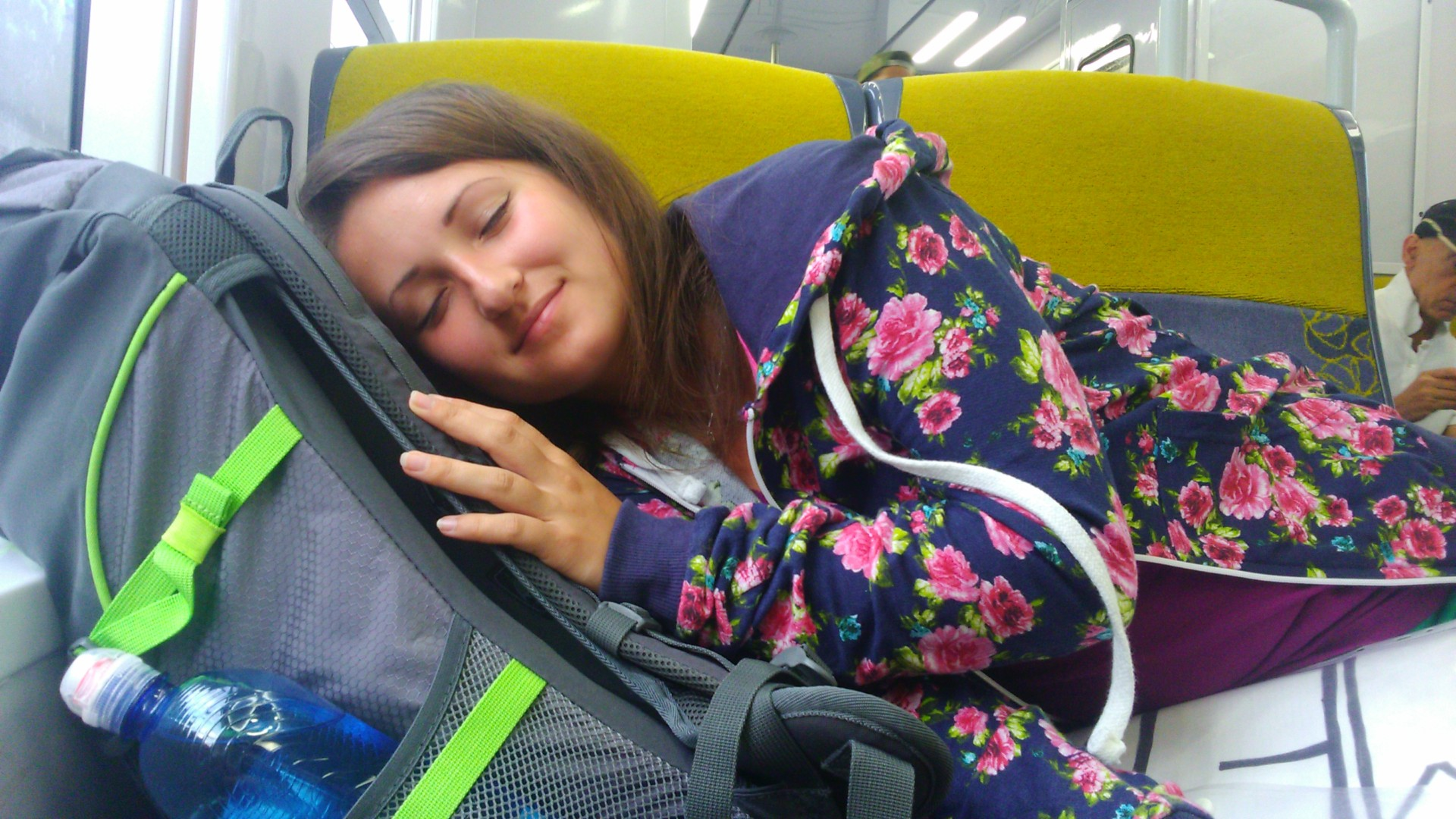 spim v metru