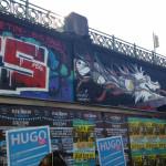 graffiti ve Vídni