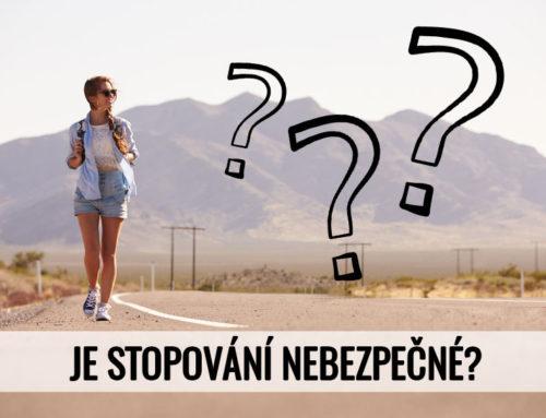 Je stopování nebezpečné?