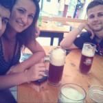 triple birthday party zagreb