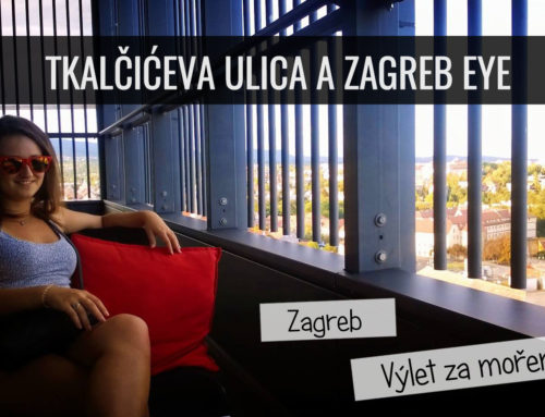 Zagreb – Tkalčićeva ulica a Zagreb Eye