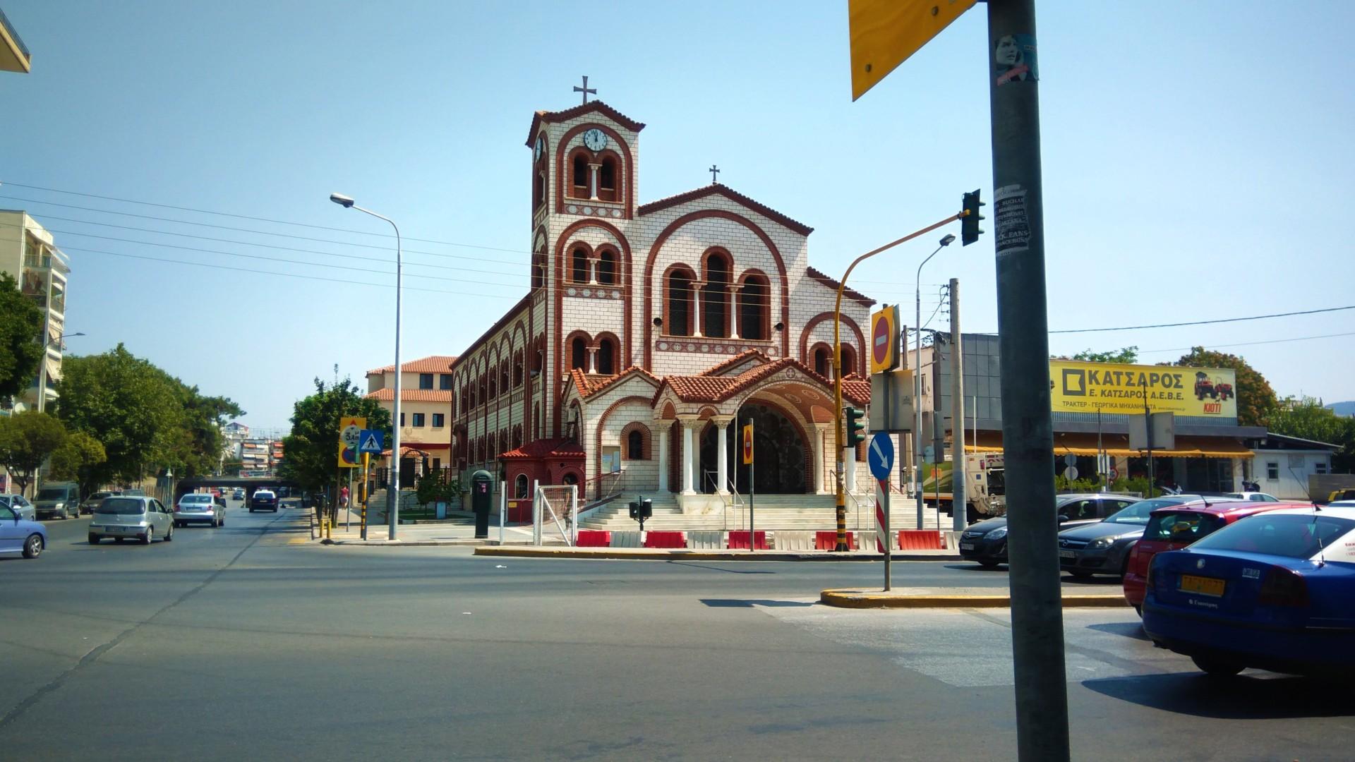 Zachyceno v Thessaloniki