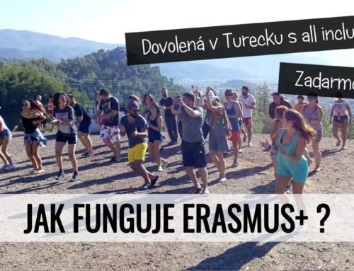 Jak funguje Erasmus+ aneb zaplatila jsem si dovolenou tancem