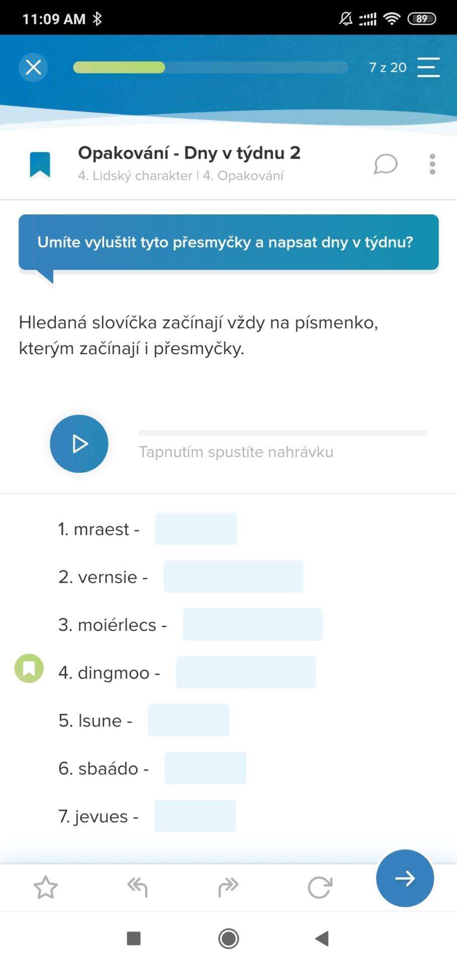 spanelstina online